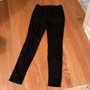 "Black J Brand ""Maria"" Skinny Jeans"
